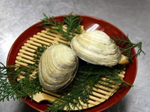 大貝の鉄板焼き(1ヶ)