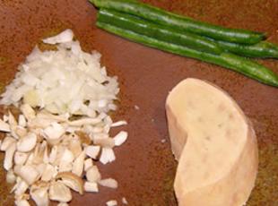 フォアグラの鉄板焼 マディラソース